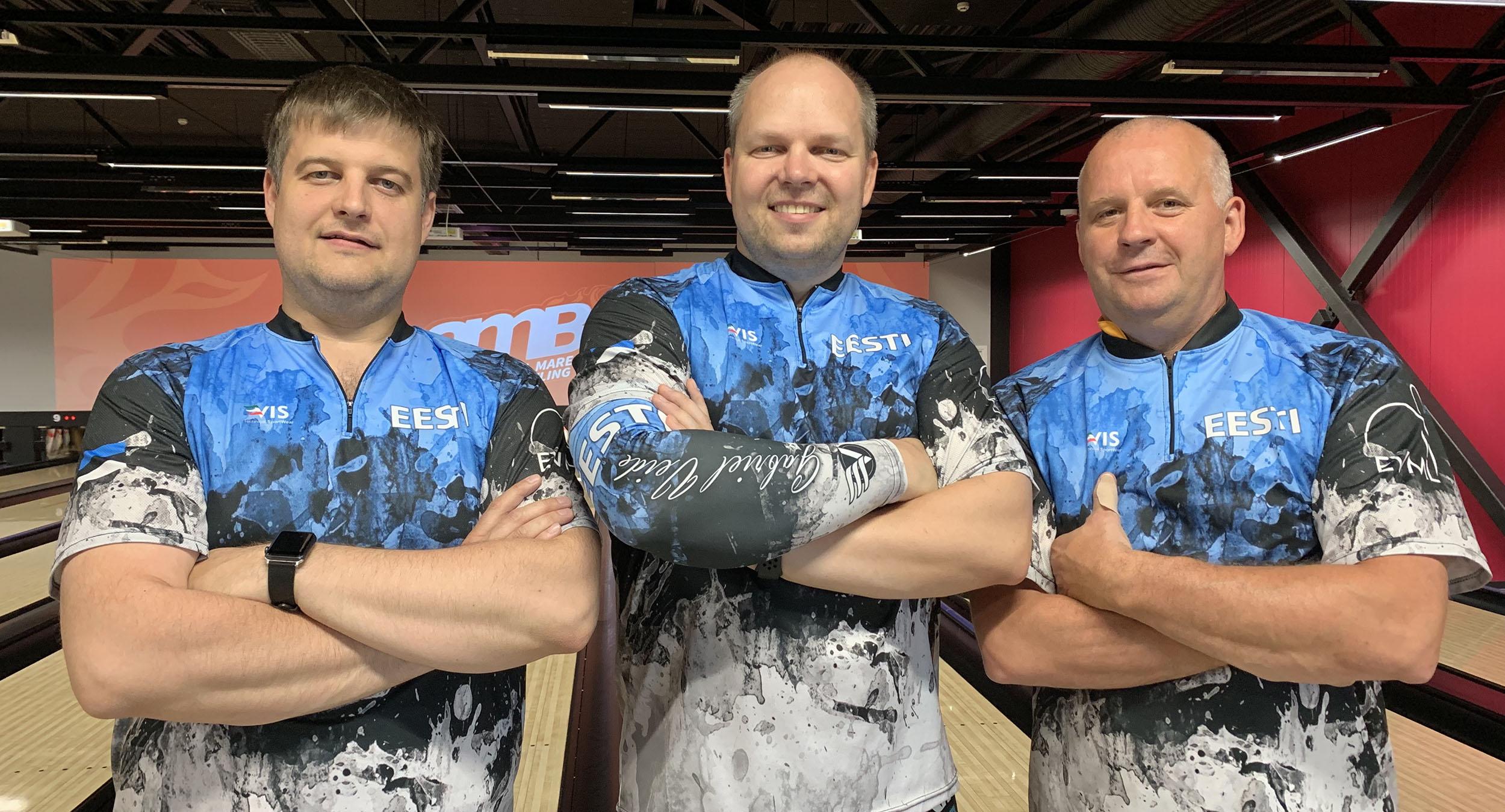 Eesti meeste koondis alustas teekonda Euroopa Meistrivõistlustele