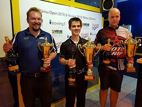 Pärnu Open võit jäi koju
