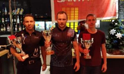 Santa Cup-i võit läks Lätti